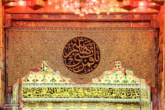 عاشوراء ويبقى_الحسين محرم العباس اهل اببيت كربلاء_المقدسة كربﻻء الحسين