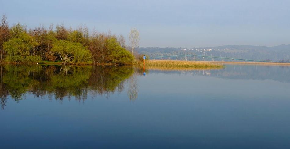 Beauty In Nature Landscape Nature Non Urban Scene Reflection Scenics Tranquil Scene Tranquility