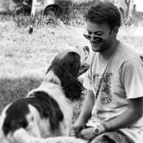 Bestfriends Blackandwhite Pets Imissyou
