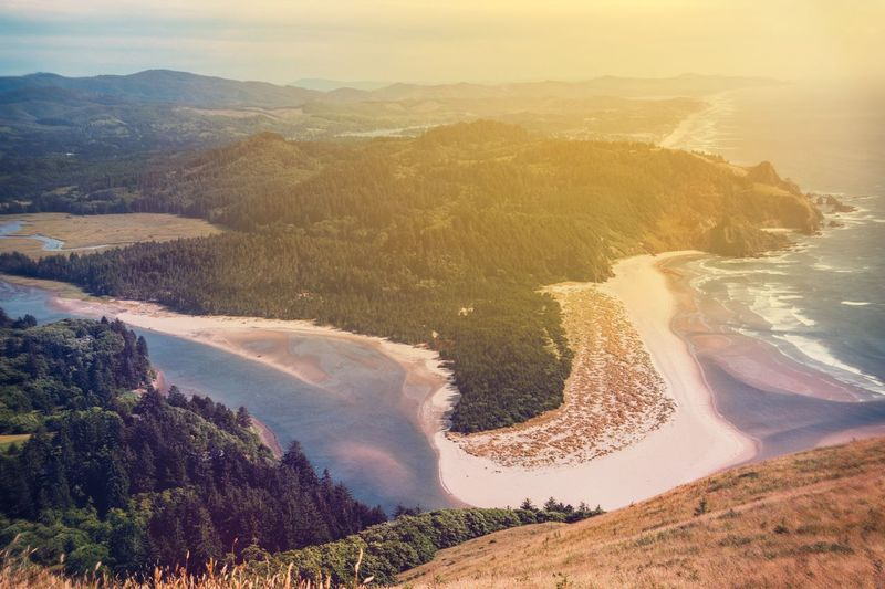 Hike Explore Drone  Oregon Nature Photography Adventure Camping Surfing Beauty In Nature Scenics - Nature Water Land Nature Environment Plant Tranquility Tranquil Scene Landscape Outdoors Aerial View