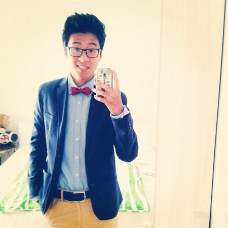 Follow Me Vietnamese Likeforlike Suit And Tie