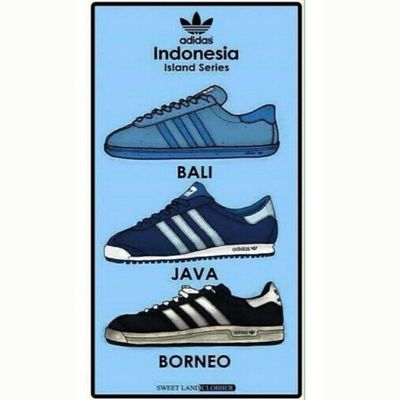 Rumours that there is coming a part III coming of the islandgroup... Adidasislandseries Adidasjava