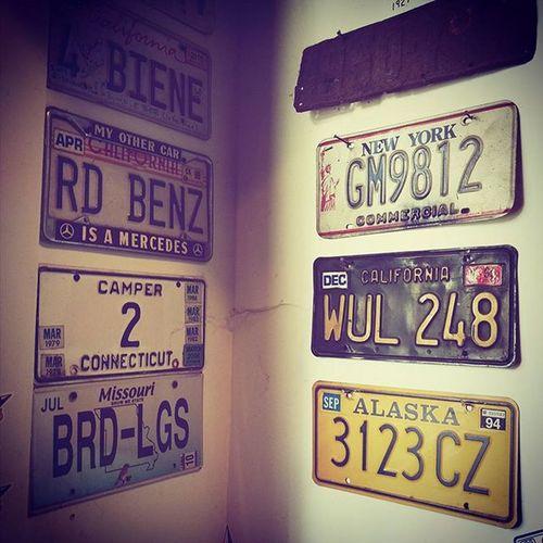 License Plates Hodads Vscocam