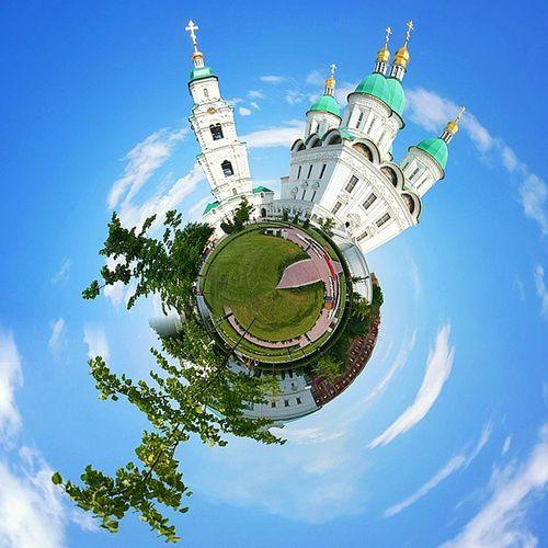 Планета Астрахань Астрахань небо астраханскоенебо облака Кремль Astrakhan Astrakhan_tourism Helloastrakhan My_astrakhan YouAst 30my 30rus YouAst Instrakhan LittlePlanet Tinyplanet Photosphere Livingplanetapp