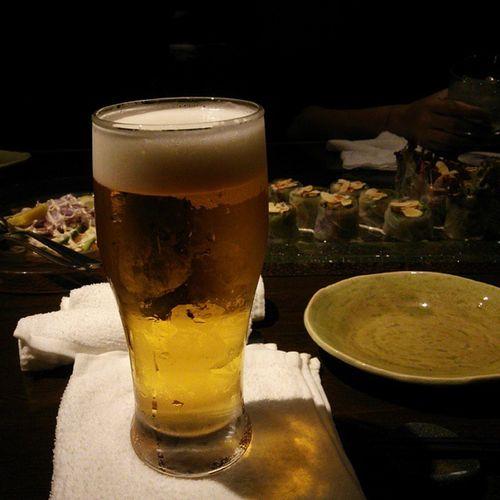 鶴岡の職場の飲み会スタート