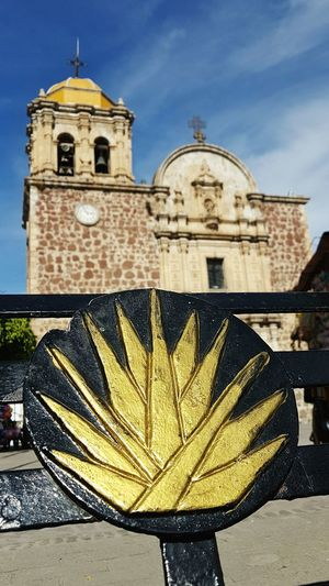 Architecture Building Exterior Built Structure No People Sky History Travel Destinations Tequila, Jalisco Tequila Jalisco Pueblo Mágico Mexico Amateurphotography Roadtrip Mexico Mexican Culture Mexican Scene Clear Sky