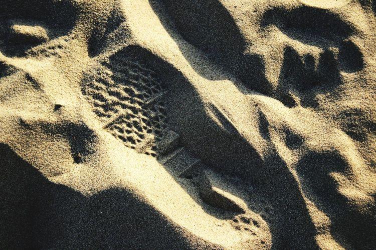 Footprints in