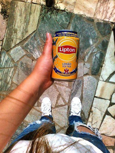 Lipton Lipton Ice Tea Lipton Ice Tea Lemon Lemon First Eyeem Photo