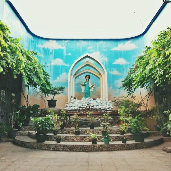 Church Gereja Maria Holymary