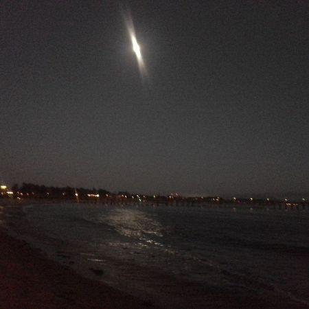 Moonglow  Moononocean Moonbeams Oceanatnight photooftheday ventura socal fullmoon perfecshot