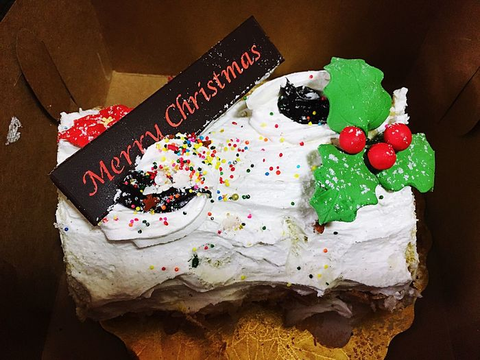 Holiday Desserts ChristmasCake Sweettooth Taking Photos Check This Out