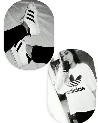 Si no te gusta como me visto... No me mires pues!!! NoSoySexy Megustaestarcomoda Adidasoriginals Adidasuperstar ✌❤