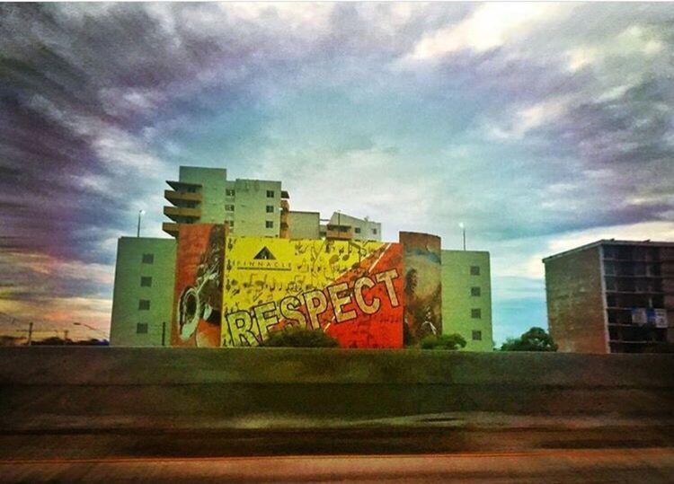 Miami Graffiti Skyporn