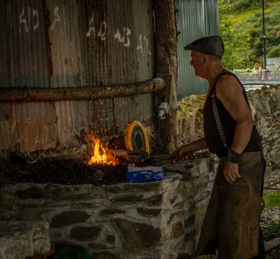 Ireland Taking Photos Nature On Your Doorstep Blacksmith  Vintage Fair Great Outdoors Countryside Hollywood, Wicklow