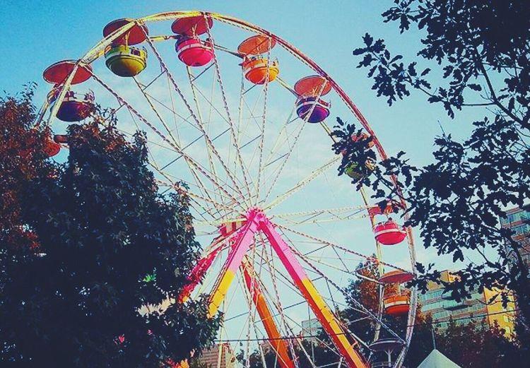 <Made in America 2016> Ferris Wheel First Eyeem Photo