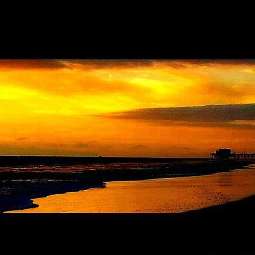 12thstreetbeach Balboablvd Balboapier Newportbeach california sunset serenity bliss meandmythoughts calming livinthedream heavenonearth itexists