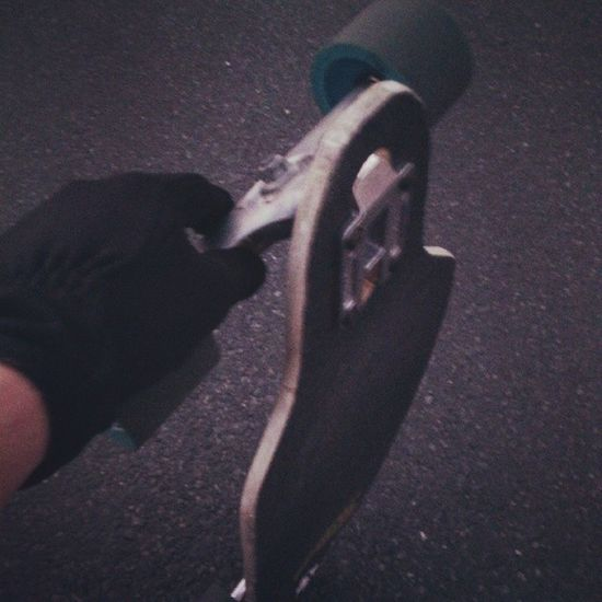 Some cruising and downhill in Catania.. Longboard Deck Trucks Wheels Sector9 Gullwing City Cruising Downhill Gloves Skate Skateboarding Skateboard Sk8 Catania