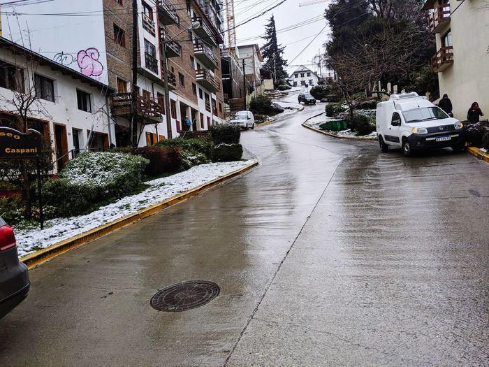 Water City Snow
