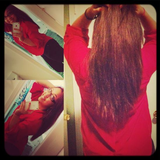 LONG HAIR , DON'T CARE (: