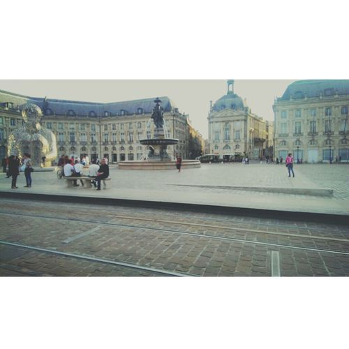des vacances inoubliable, Bordeaux ma ville <3 People Watching Relaxing Goodmorning Hello