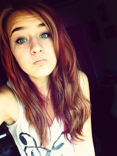 I dyed my hair... Shh! Hello World Dyed Hair