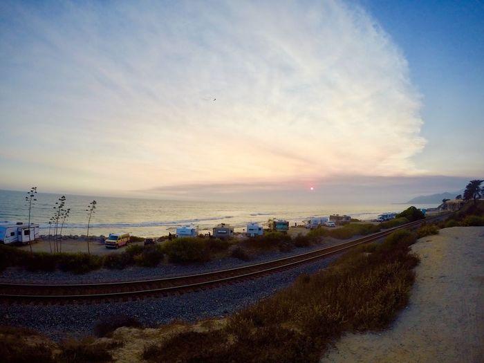 Sunset Sunset Beach Photography Nature Photography Ventura Beach VenturaCounty California