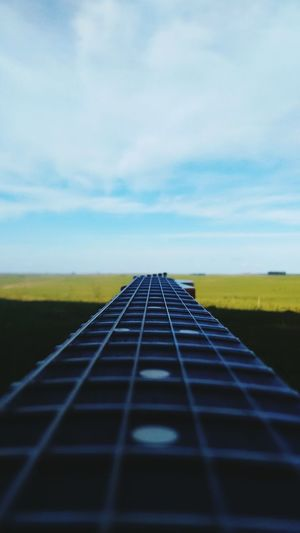 Guitar Cloud - Sky Vertical Outdoors Sky No People Day