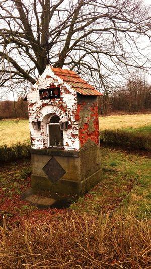 Chapel Saint Memorial Ww1 Salvaging Town Erps Kwerps