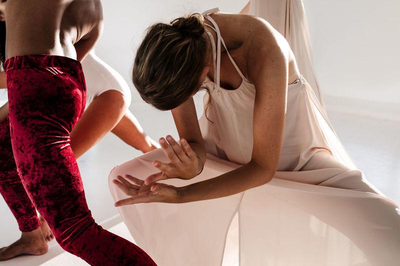 Ballet Ballet Dancer Dancing People