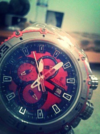 Watches..my Festina ♥♥