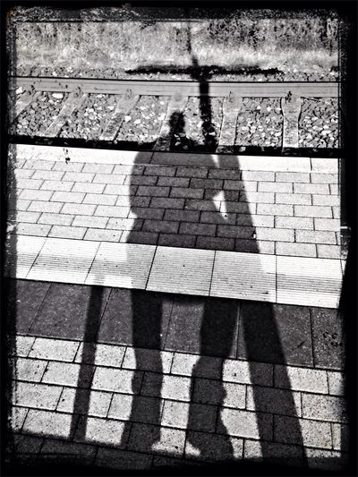 Selfportrait Bw_collection Blackandwhite Silhouette