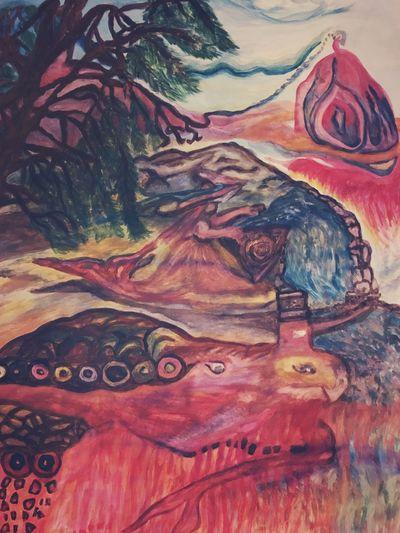 Imagination Fantasy Art Painting