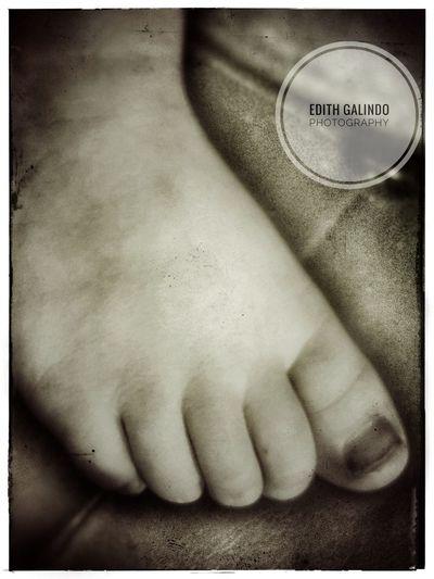 Baby Feet Baby Boy Blackandwhite Love