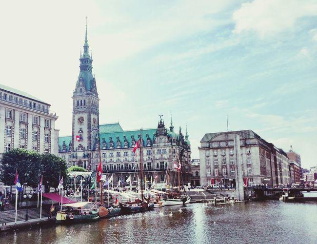 Cityhall Hamburg