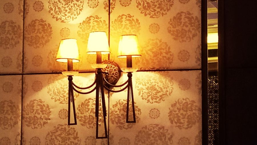 Lamps Indoors