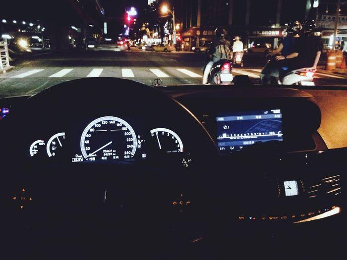 zzz 困 Driving Midnight