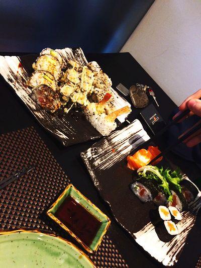 Sushi in love😋