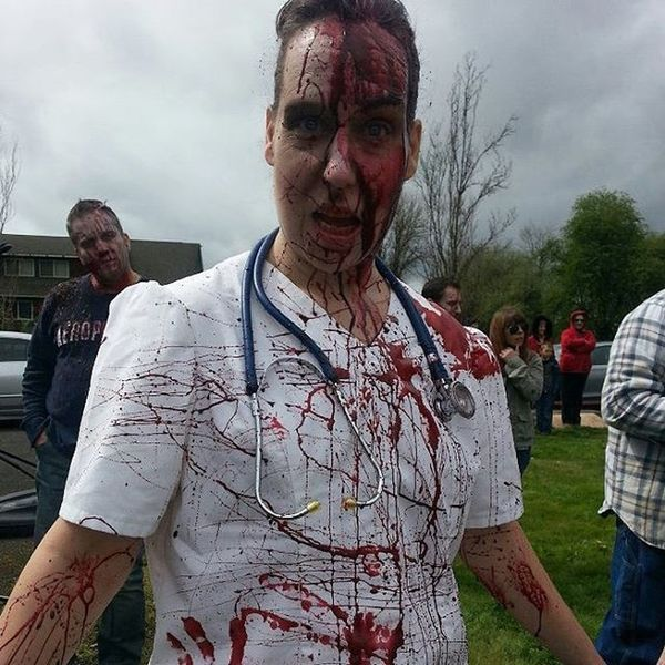 Makeup Zombie Special Effects Faceoff Funatwork