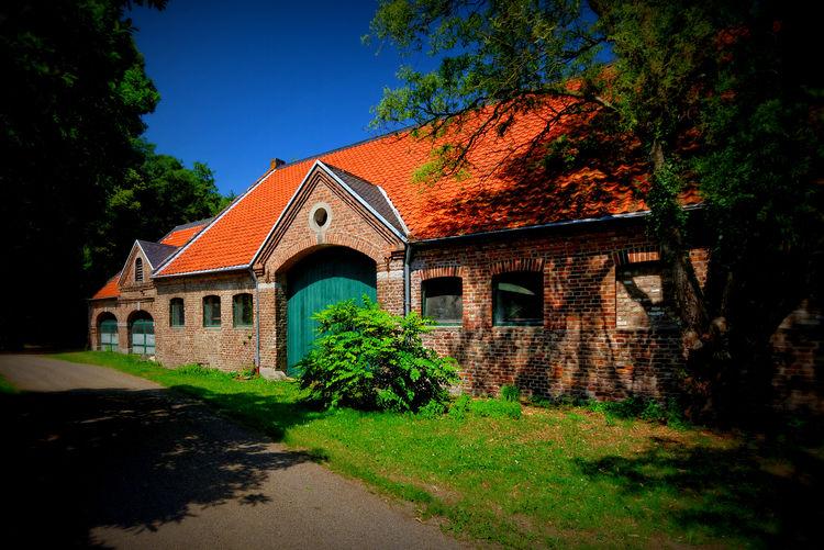 Architecture Castle Hidden Gems  Historical Building Outdoors Schloss Arff