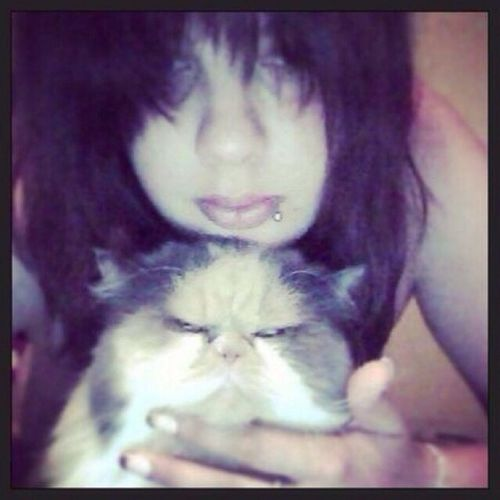 I Love My Cat Jreene Jreene Miouw :3