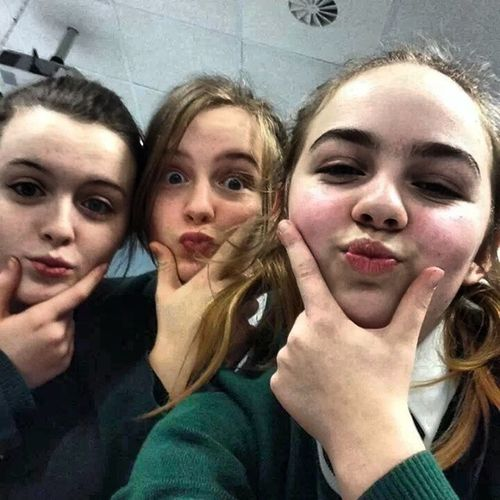 Me and the bezziez doing the Boach Boach Bringbacktheboach 2k14
