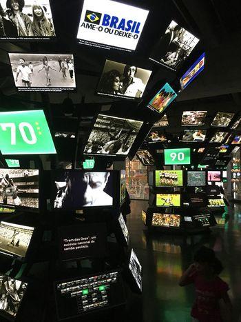 Museu Do Futebol Pacaembu Stadium Sao Paulo - Brazil