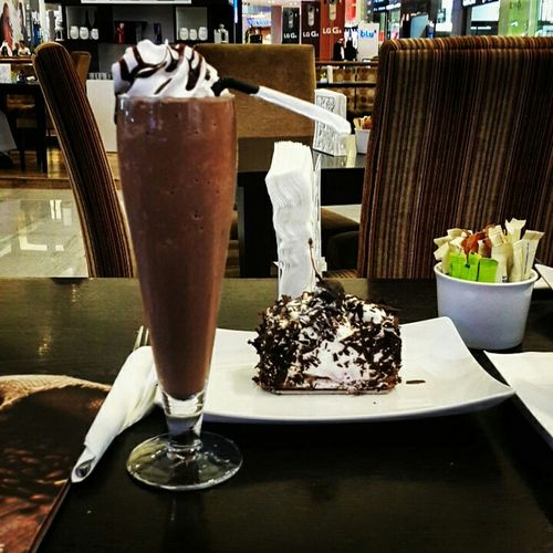 Mealtime Chocolove Frappe