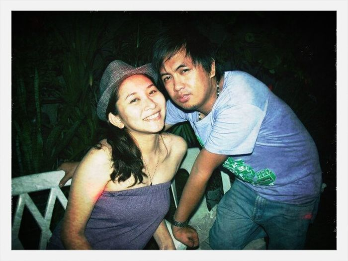 Withmyhubby early throwback