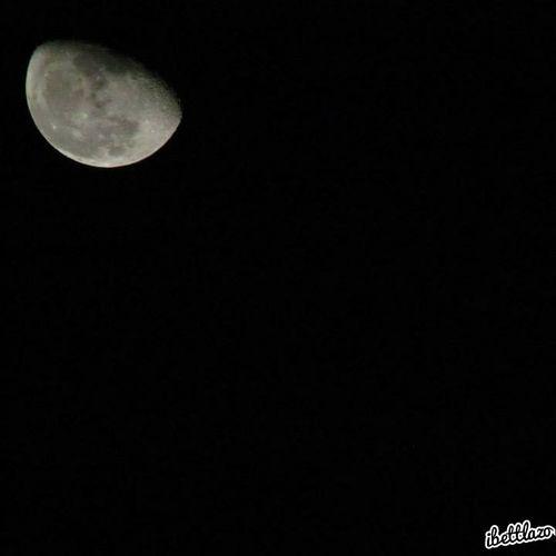 Moon October12 ;) First Eyeem Photo