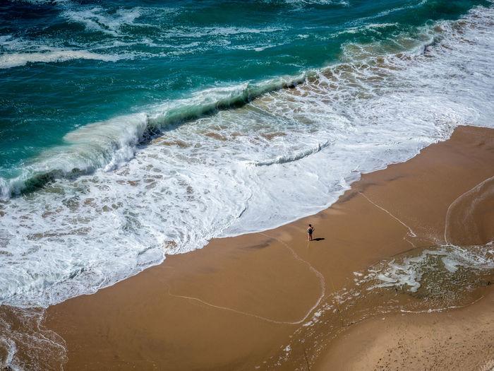 Beach Beauty In