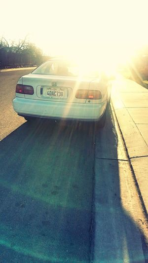 Honda Civic 1995 Sunset