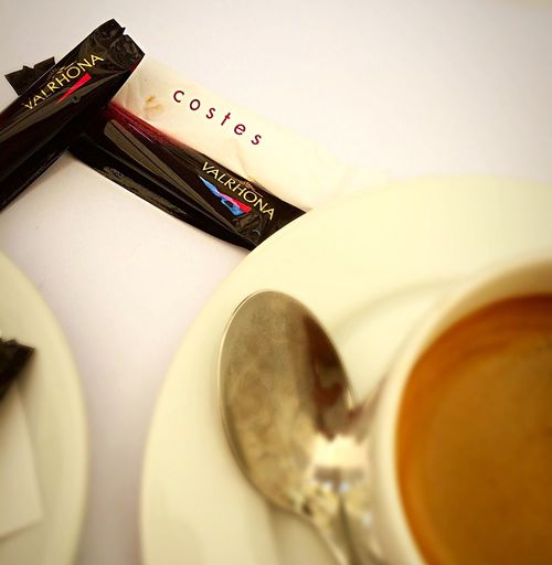 Valrohna COSTES Cafe La Madeleine
