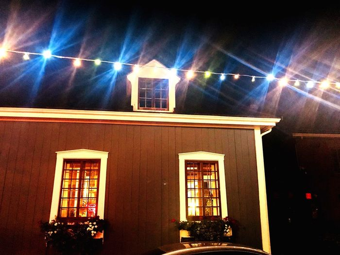 Ancestral House Illuminated Built Structure Night Architecture Building Exterior No People Lighting Equipment Window