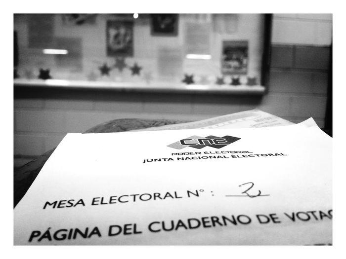 por mi, por mis ahijados, por mi familia, por mi pais, por todo lo positivo YO VOTARE Vota